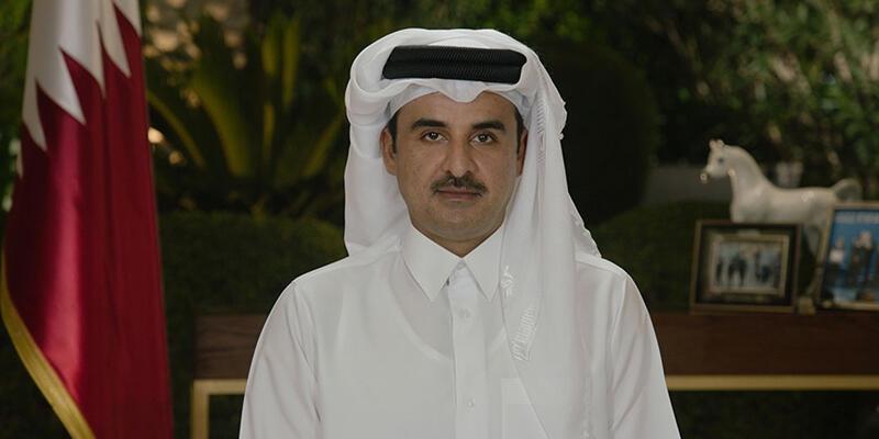 Katar Emiri: 2026'ya kadar gaz üretimimizi yüzde 40 artırmayı hedefliyoruz