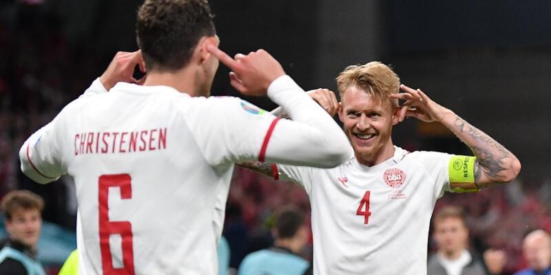 Danimarka tek galibiyetle üst tura çıktı