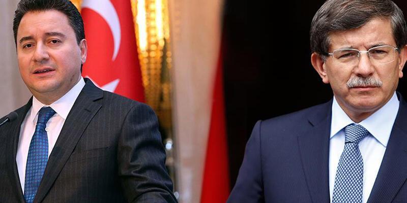 Babacan ve Davutoğlu'nun partileri birleşiyor mu?