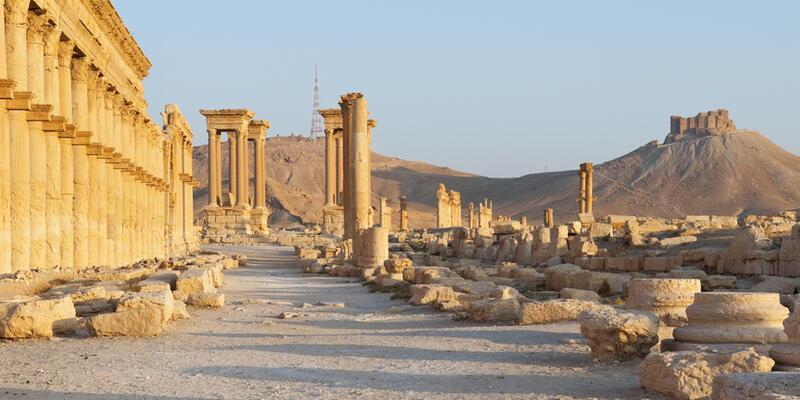 Palmira Nerede, Nasıl Gidilir? Palmira Antik Kenti Hangi Ülkededir?