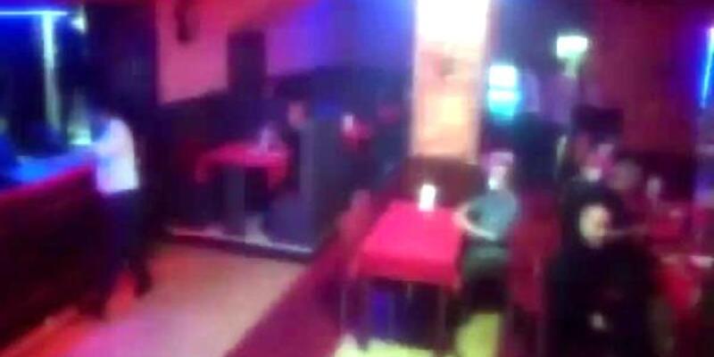 03.00'te açık olan restoran mühürlendi