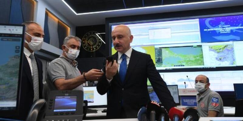 Karaismailoğlu: Kanal İstanbul ile amacımız, ülkemizi söz sahibi yapmak