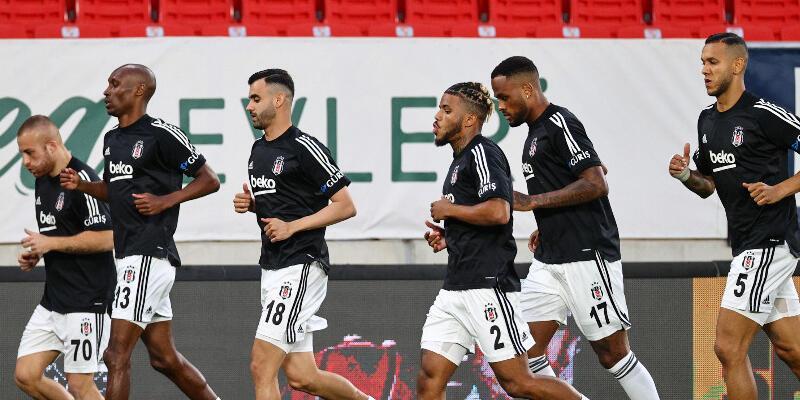 Beşiktaş sezonu 5 Temmuz'da açacak