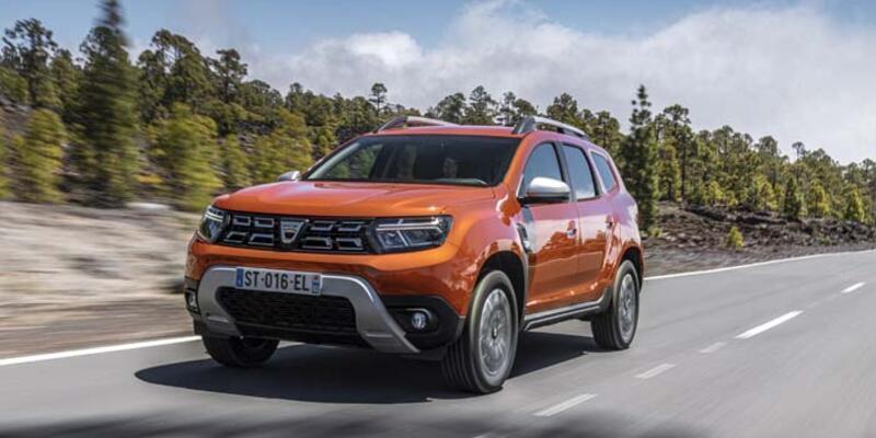 Dacia Duster yenilendi! Araç eylülde satışa çıkacak