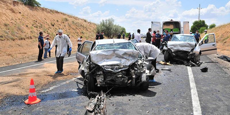 Nevşehir'de feci kaza: 3 ölü, 3 yaralı