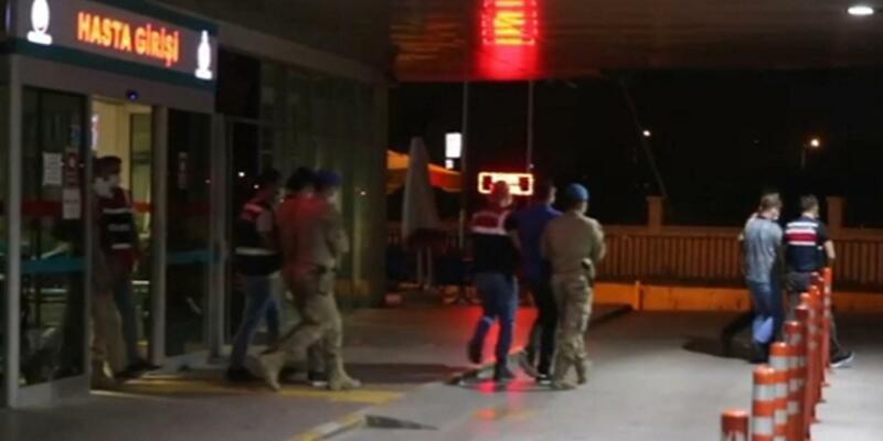 İzmir merkezli soruşturmada17 FETÖ şüphelisitutuklandı,6 itirafçı serbest