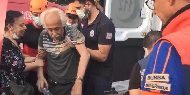 82 yaşındaki alzheimer hastası, 6,5 saat sonra bulundu