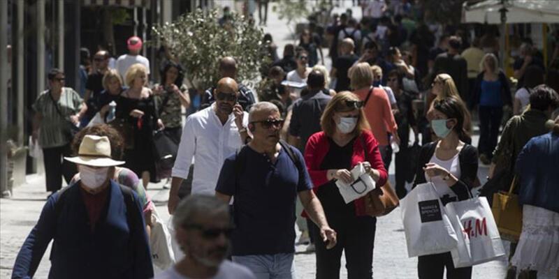 Yunanistan'da 'maske' kararı! Zorunluluk kaldırılıyor