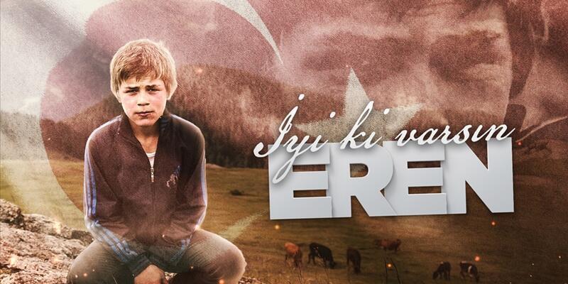 """Eren Bülbül kimdir, neden öldü? Şehit Eren Bülbül 24 Haziran'da """"iyi ki varsın Eren"""" paylaşımları ile anıldı"""