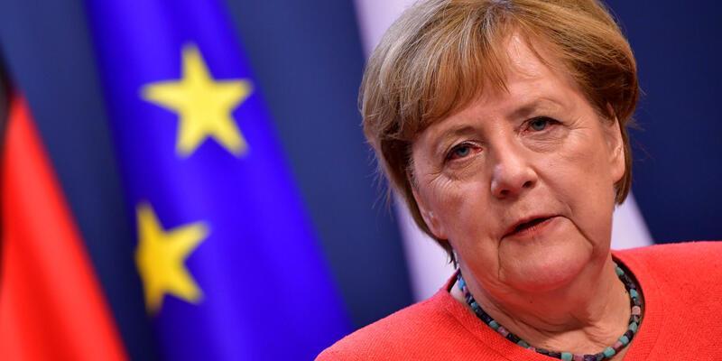 """Merkel'den 'Delta varyantı açıklaması: """"Bizi endişelendiriyor"""""""