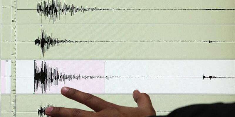 SON DAKİKA: Van'da 3,5 büyüklüğünde deprem