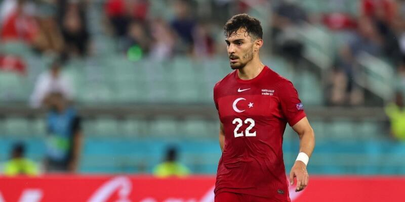 Galatasaray'ı sevindiren Kaan Ayhan gelişmesi