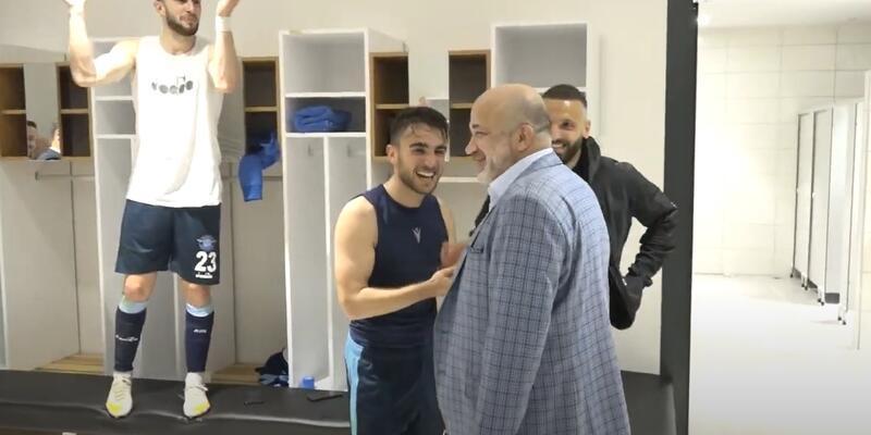 Adana Demirspor'un şampiyonluk belgeseli yayınlandı