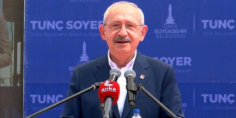 Kılıçdaroğlu: Bölgesinde ve dünyasında saygın olan bir devleti inşa edeceğiz