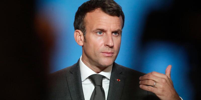 Fransa Cumhurbaşkanı Macron'dan Türkiye açıklaması