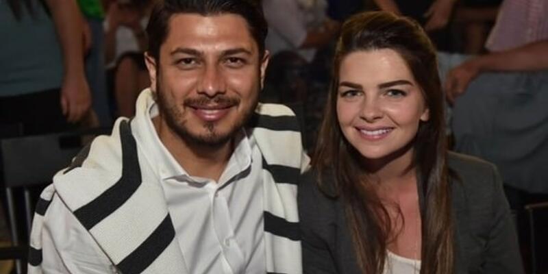 Pelin Karahan ile Bedri Güntay'ın evliliklerinde yedinci yılları geride kaldı