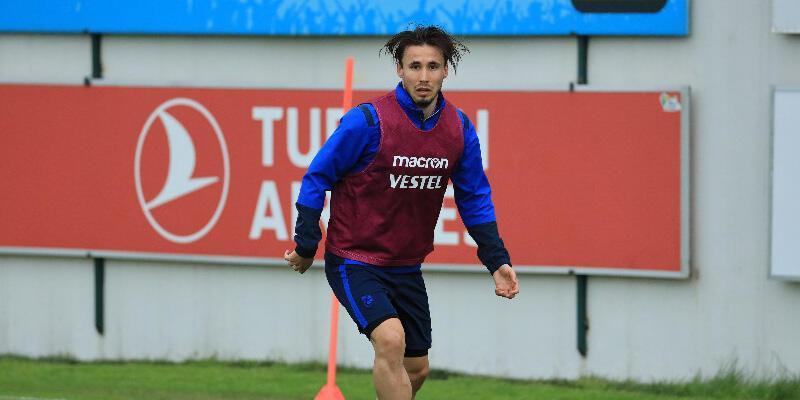 Son dakika... Trabzonspor'da Trondsen sola geçiyor!