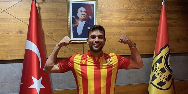 Oussama Haddadi Yeni Malatyaspor'da!