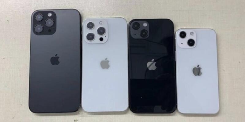 iPhone 13'ün tasarımı artık kesinlik kazandı