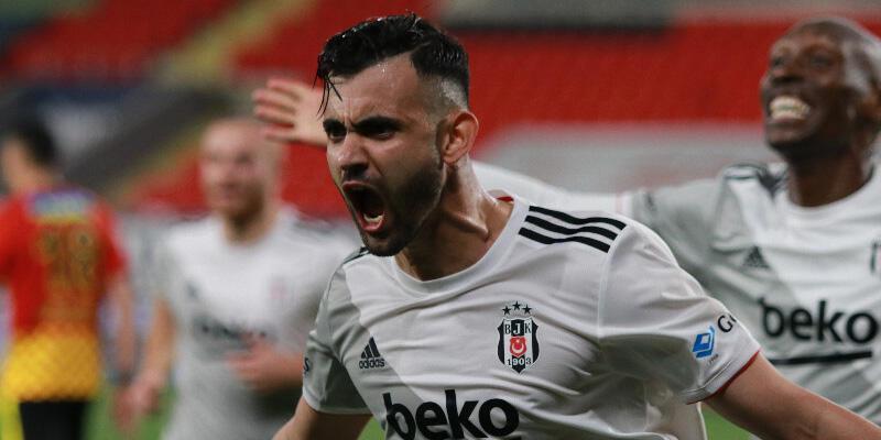 Son dakika... Beşiktaş'a Rachid Ghezzal müjdesi!