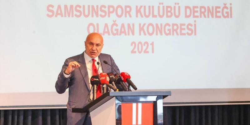 'Samsunspor'un zengin sahibi var'