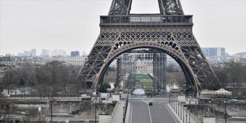 Fransa'da günlük Kovid-19 vaka sayısı yeniden 2 binin üzerine çıktı