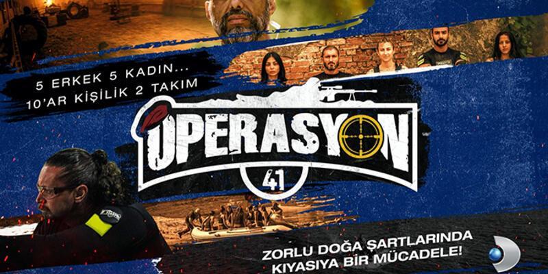 Kanal D'nin macera dolu programı Operasyon 41'in yayın tarihi belli oldu