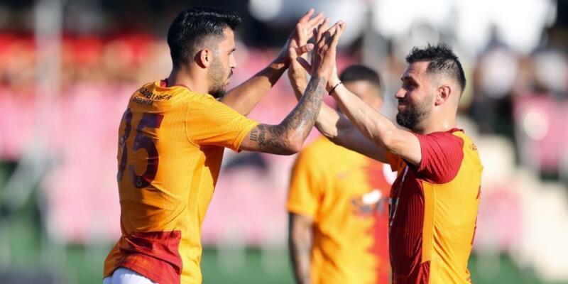 Galatasaray 2-1 Dinamo Bükreş ÖZET İZLE