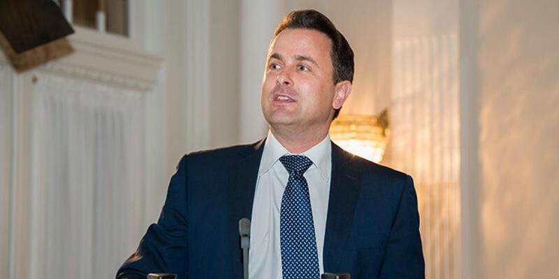 Lüksemburg Başbakanı Bettel'in Kovid-19 testi pozitif çıktı