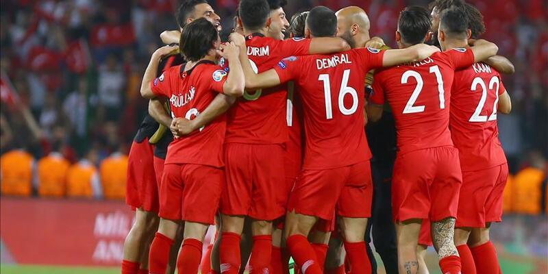 Milli takımın, Karadağ maçı Beşiktaş Park'ta oynanacak