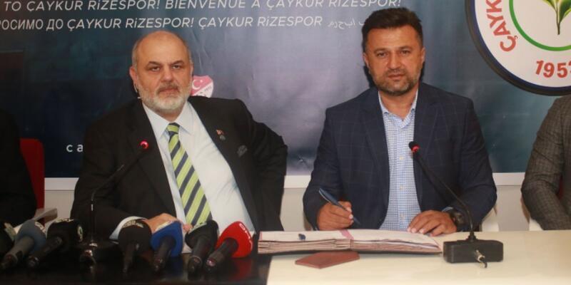 Bülent Uygun'dan 3 yıllık sözleşme