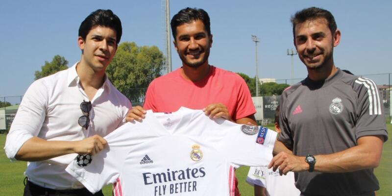 Nuri Şahin, Real Madrid Futbol Okulu'nun sezon açılışına katıldı