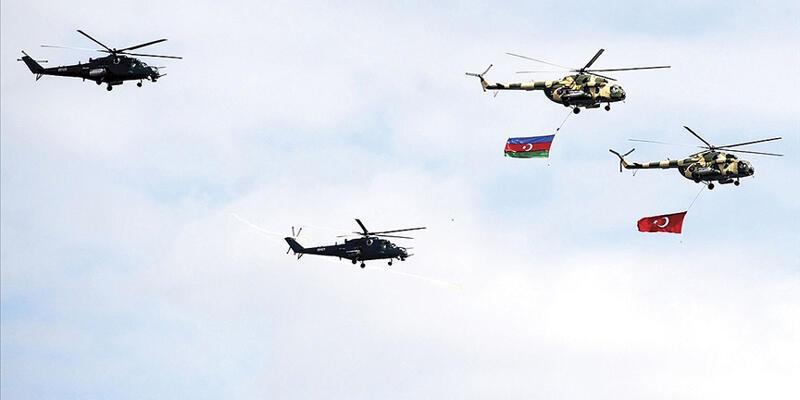 Türkiye ve Azerbaycan orduları ortak askeri tatbikata başladı