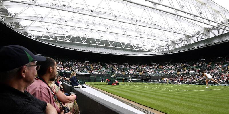 Wimbledon 2 yıl sonra başladı