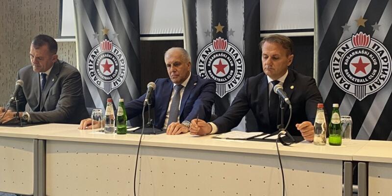 Zeljko Obradovic Partizan'a döndü