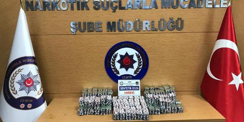 İzmir'de uyuşturucu operasyonu: 10 gözaltı