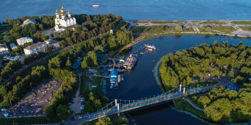 Volga Nehri Nerede, Nasıl Gidilir? Volga Nehri Nereden Doğar, Nereye Dökülür?
