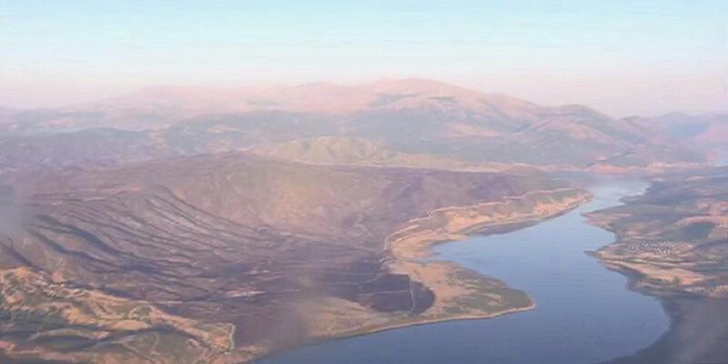 Bingöl'de ormanlık alanda 4 gün önce çıkan yangın söndürüldü