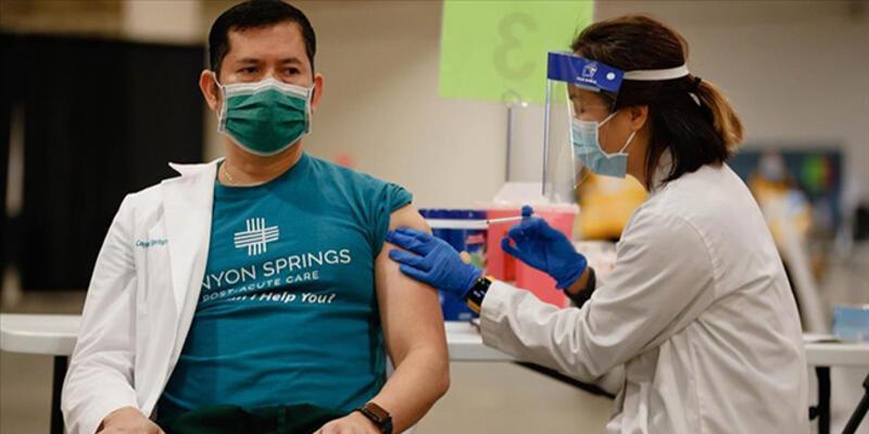 Dünyada uygulanan koronavirüs aşısı sayısı 3 milyarı aştı