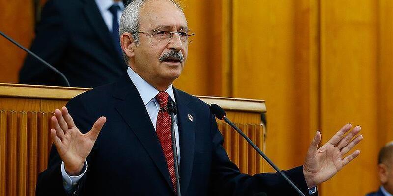 Kılıçdaroğlu: Benim ve partimin önceliği bu memlekete adalet getirmek