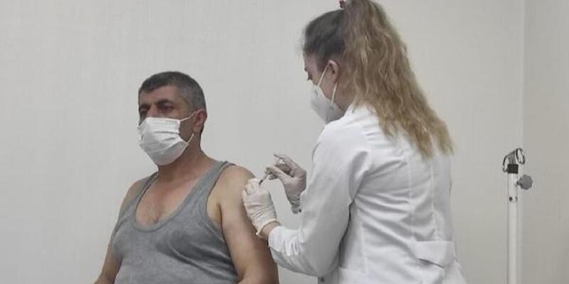 AŞTİ'de Covid-19 aşısı