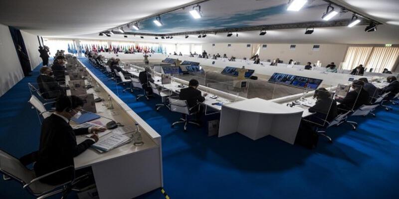 """G20 Dışişleri Bakanları Toplantısı'nda """"Matera Bildirisi"""" kabul edildi"""