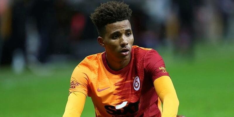 Gedson Fernandes yeniden Galatasaray'da