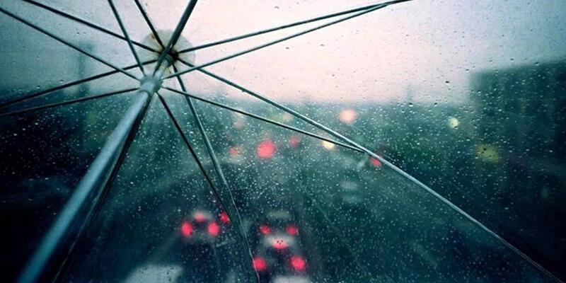O bölgelere sağanak yağış uyarısı! 30 Haziran 2021 Çarşamba hava durumu