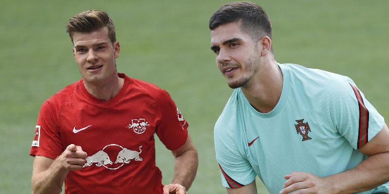 Son dakika... Leipzig Andre Silva'yı transfer ediyor!