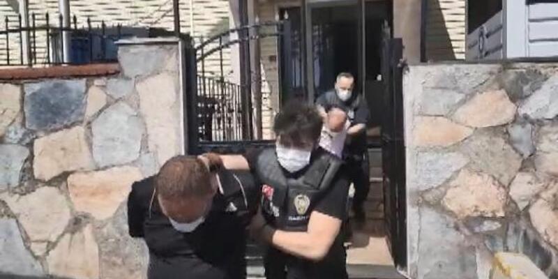 Sarıyer'de uyuşturucu operasyonu: 2 gözaltı