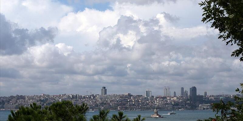 Marmara Bölgesi'nin genelinde parçalı ve az bulutlu hava bekleniyor