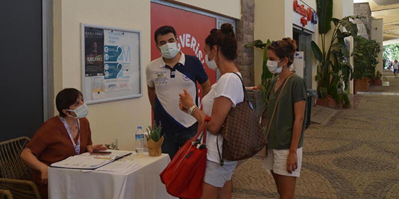Marinada aşı uygulamasına yoğun ilgi