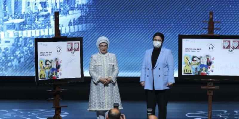Emine Erdoğan: Çocuklara yönelen kirli ellere asla toleransımız yoktur