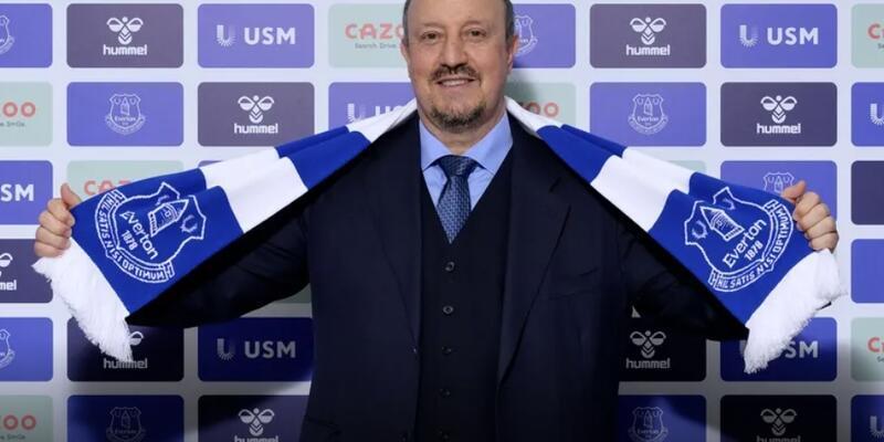 Rafael Benítez'e 3 yıllık sözleşme